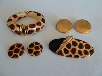 Collection girafe
