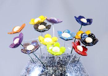 Collection de mini fleurs de senteurs