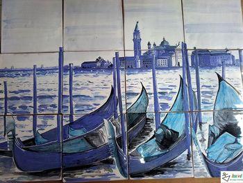 Fresque Venise