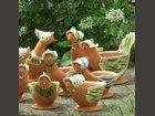 Basse cour L'ATELIER DU MILLE PATTES - Fabricant à - Jarre et poterie de jardin