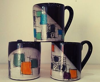 Mugs color