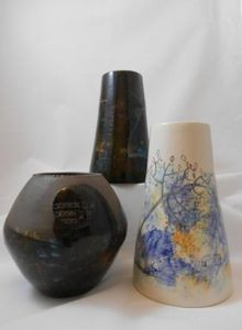 Vase et pots pour plantes collection