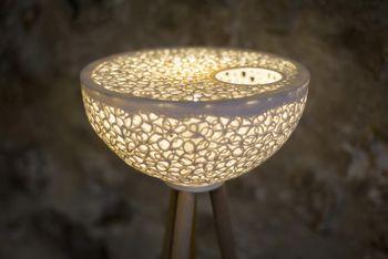Luminaire Cocon Détail
