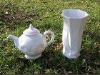 Théière et vase ATELIER SOLEIL - Fabricant à - Arts de la table et culinaire