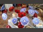 Fleurs ATELIER CRÉA-TERRE ET FEU - Fabricant à - Objets décoration