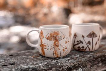 Mugs Champignons