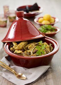 Le tajine, cuisine méditerranéenne en Provence