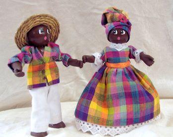 Couple Martinique