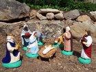 nativité et rois en 12 cm SANTONS LAGRANGE - Fabricant à - Santons et Crèches