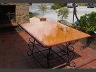 Plateau de table en lave CARRELAGES BOUTAL - Fabricant à - Architecture - Eléments décoration