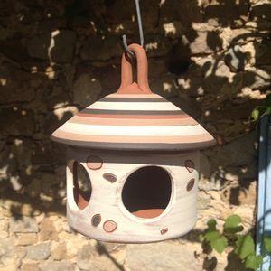 Collection Jardin, Mangeoire pour petits oiseaux