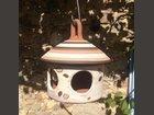 Collection Jardin, Mangeoire pour petits oiseaux ATELIERS DE POTERIE POZEMO - Fabricant à - Jarre et poterie de jardin