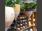 Collection Jardin, suspension de plantes ATELIERS DE POTERIE POZEMO - Fabricant à - Jarre et poterie de jardin