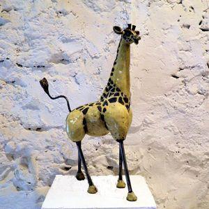 Sculpture | Girafe